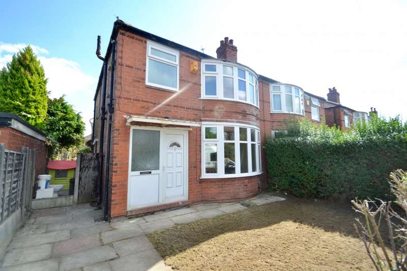 3 Bedrooms Semi Detached House for rent in Brookleigh Road, Manchester, M20