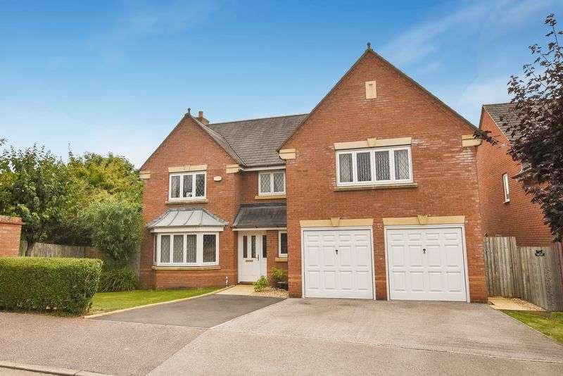 5 Bedrooms Property for sale in Purslane Drive, Bicester