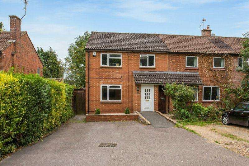 3 Bedrooms Terraced House for sale in Bell Lane, Little Chalfont