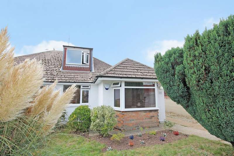 3 Bedrooms Semi Detached House for sale in Oakdene Way, Portslade, Brighton BN41 2RQ