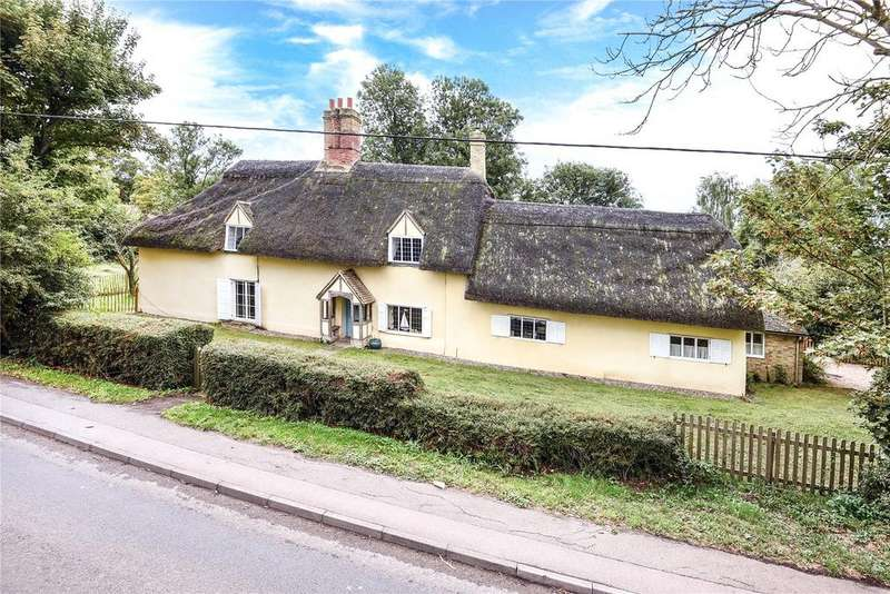 4 Bedrooms Detached House for sale in High Street, Wicken, Ely, Cambs, CB7