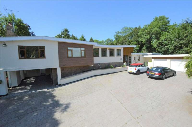 5 Bedrooms Detached House for sale in Pistyll Hill, Marford, Wrexham