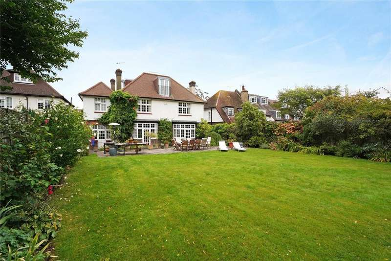 6 Bedrooms Detached House for sale in Crestway, London, SW15