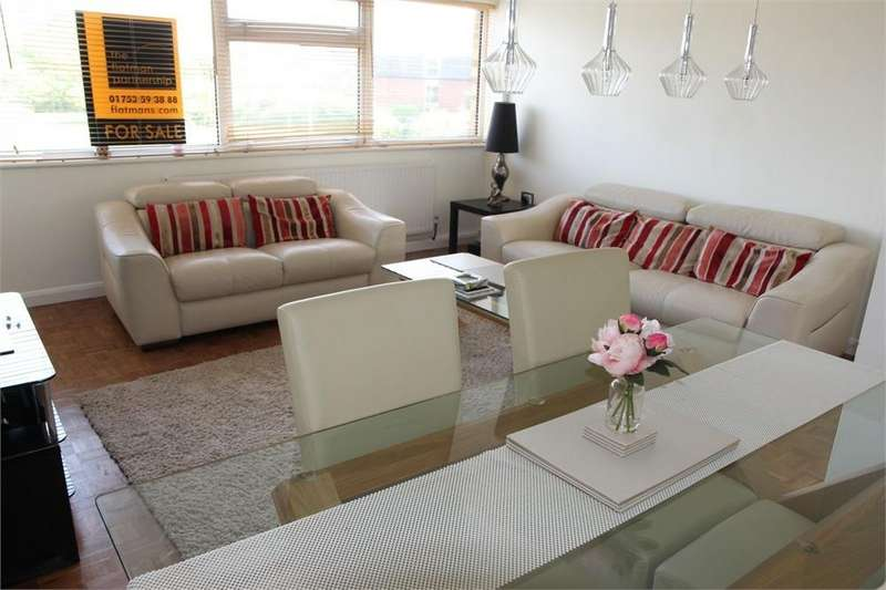 2 Bedrooms Flat for sale in Gibson Court, Ditton Road, Langley, Berkshire