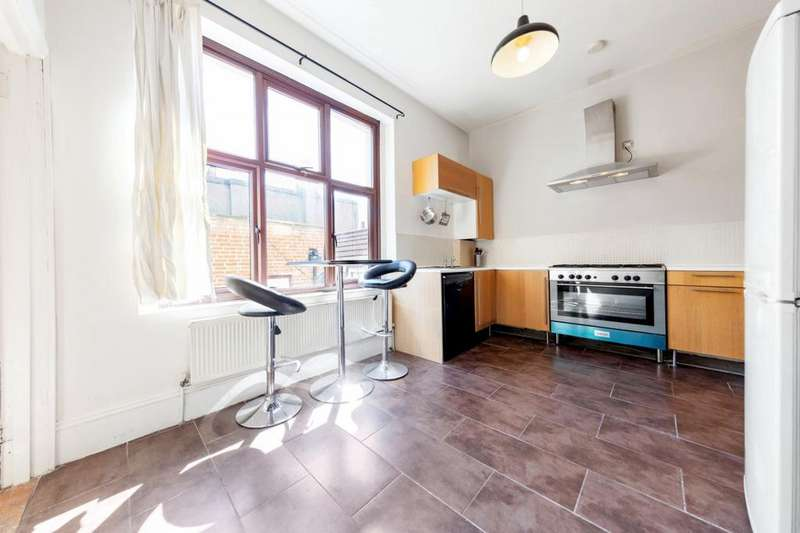 2 Bedrooms Flat for sale in Brixton Hill, Brixton, London SW2