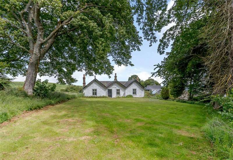 3 Bedrooms Detached House for sale in The Neuk Farmhouse, By Lundie, Dundee, Angus