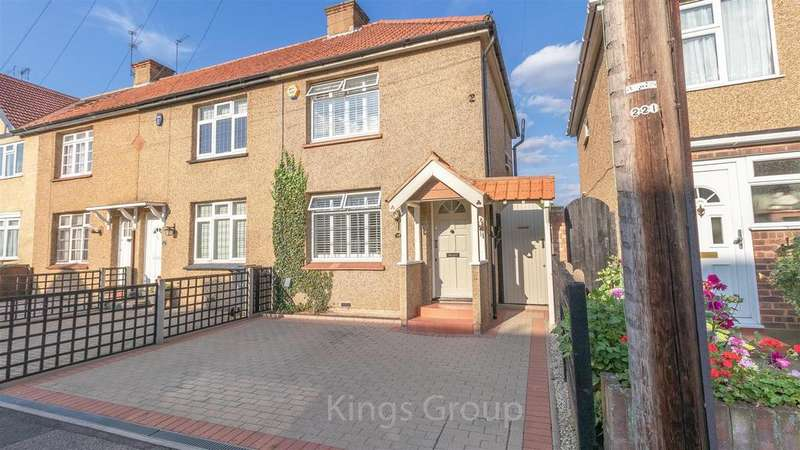 2 Bedrooms House for sale in River Avenue, Hoddesdon