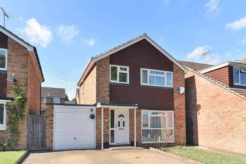 3 Bedrooms Detached House for sale in Wokingham, Berkshire, RG40