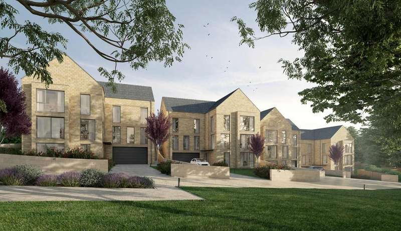 5 Bedrooms Detached House for sale in Hollinberry Lane, Howbrook, Wortley