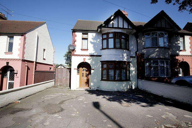 3 Bedrooms Semi Detached House for sale in *** Denbigh High School catchment area ***