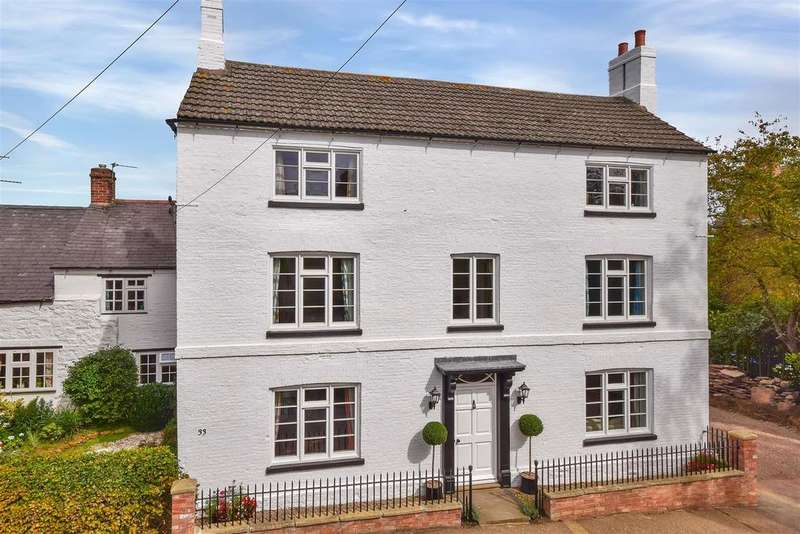 5 Bedrooms Detached House for sale in Main Street, Holwell, Melton Mowbray