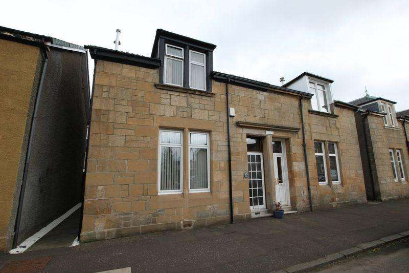 3 Bedrooms Semi-detached Villa House for sale in Bruce Street, Dumbarton