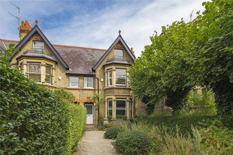 5 Bedrooms End Of Terrace House for sale in Huntingdon Road, Cambridge, CB3