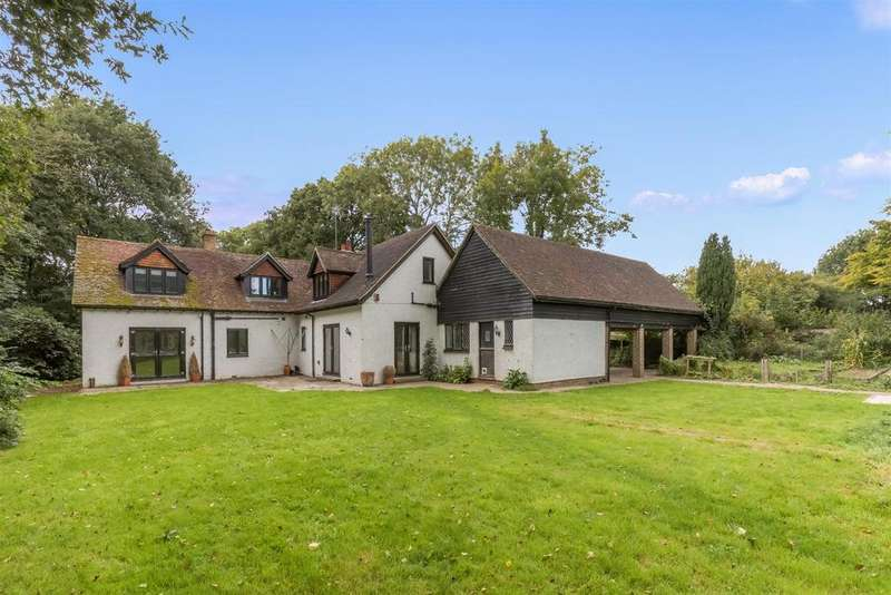 4 Bedrooms Detached House for sale in Brighton Road, Hurstpierpoint, Hassocks