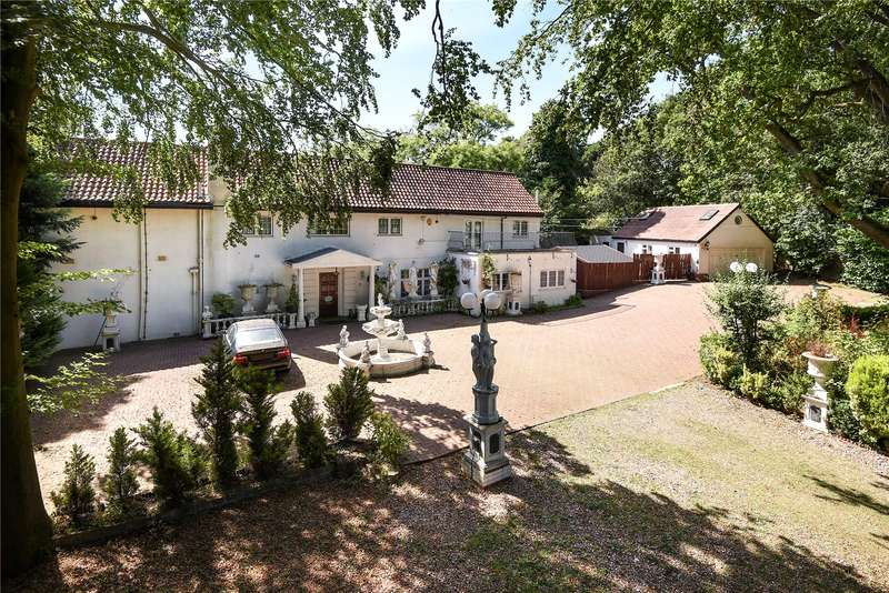 7 Bedrooms Detached House for sale in Dennis Lane, Stanmore, Middlesex, HA7