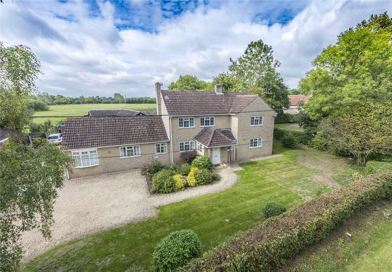 4 Bedrooms Detached House for sale in Charlton Musgrove, Wincanton, Somerset, BA9