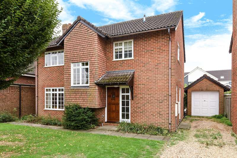 4 Bedrooms Detached House for sale in Docklands, Pirton, Hitchin, SG5