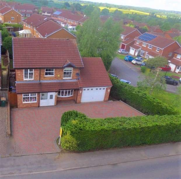 5 Bedrooms Detached House for sale in Parkhill Drive, Allesley Green, Coventry, CV5