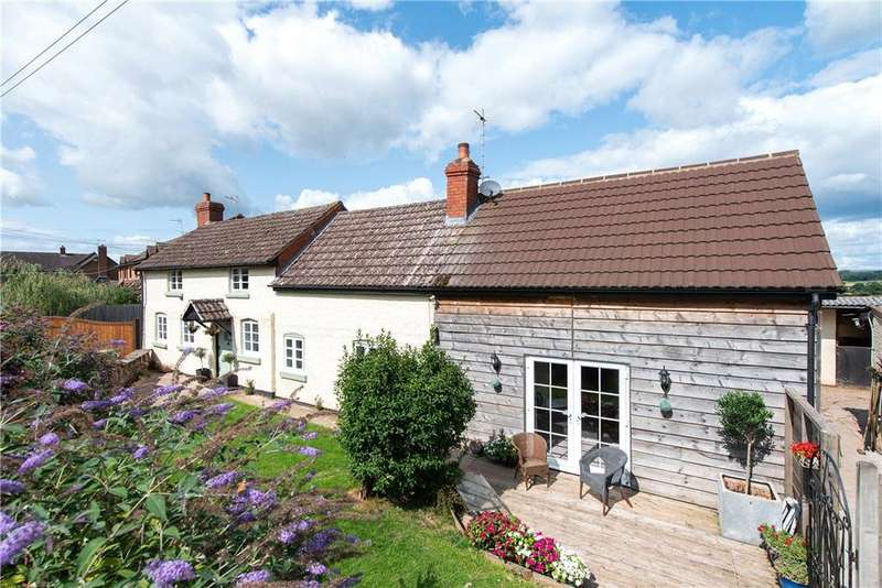 4 Bedrooms Detached House for sale in Risbury, Leominster, HR6