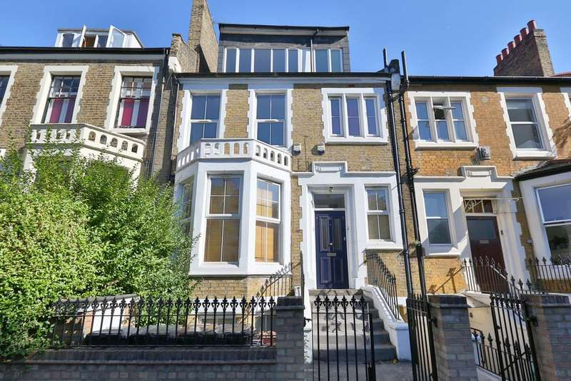 2 Bedrooms Apartment Flat for sale in Alkham Road, London