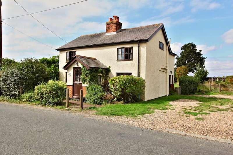 4 Bedrooms Cottage House for sale in Church Road, Greenstead Green, CO9 1QP