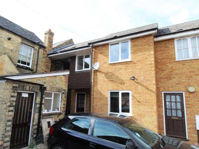 2 Bedrooms Terraced House for sale in Sandpiper Court, Sandy SG19