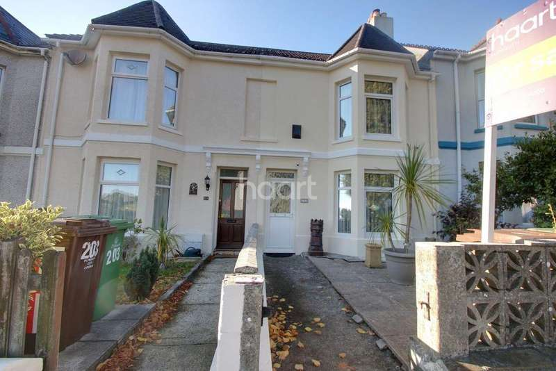 2 Bedrooms Terraced House for sale in Victoria Road, St Budeaux