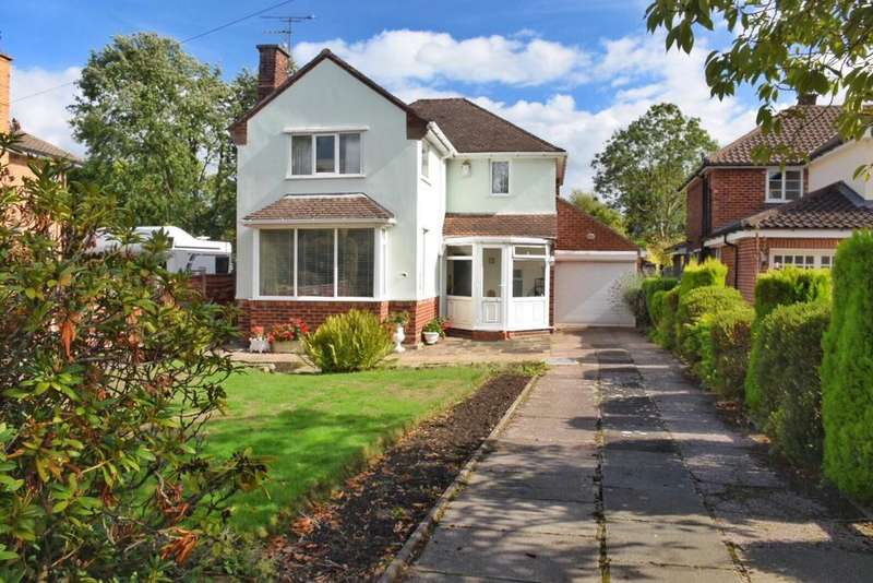 3 Bedrooms Detached House for sale in Park Lane, Hartford