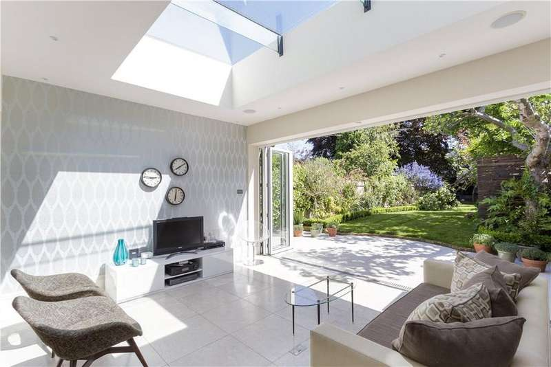 6 Bedrooms Semi Detached House for sale in Dorlcote Road, Wandsworth, London, SW18