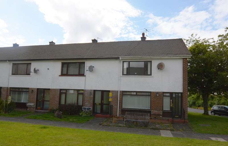 2 Bedrooms End Of Terrace House for sale in 19 Bellesdale Avenue, LARGS, KA30 9EF