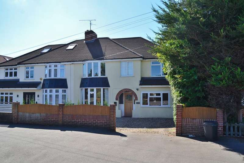 5 Bedrooms Semi Detached House for sale in Wokingham Road, Earley, Reading, Berkshire, RG6 7HX