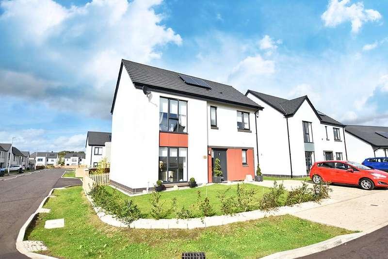 3 Bedrooms Detached Villa House for sale in 14 Loccard Park, Symington, KA1 5RZ