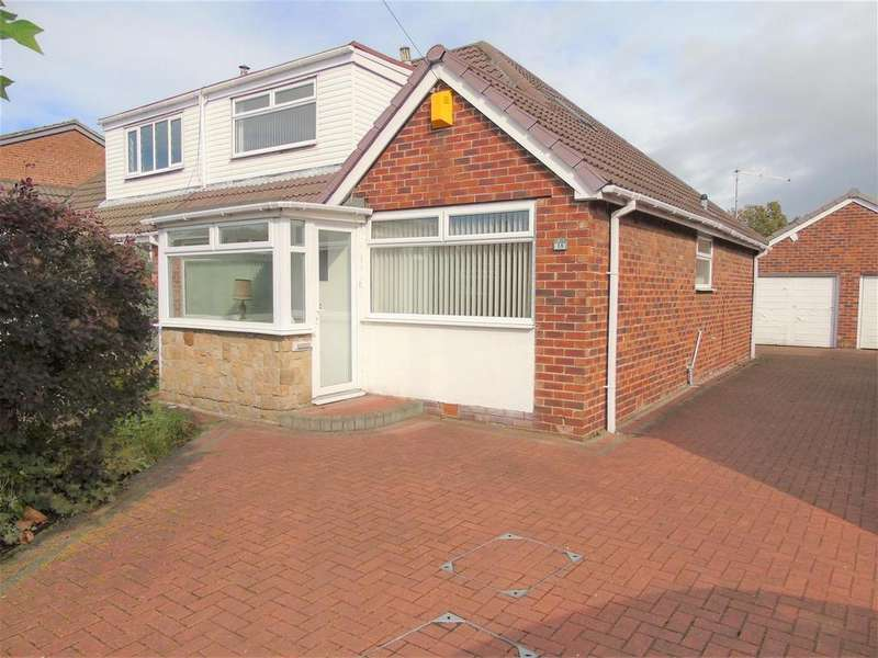 3 Bedrooms Semi Detached Bungalow for sale in Beaumont Drive, Liverpool