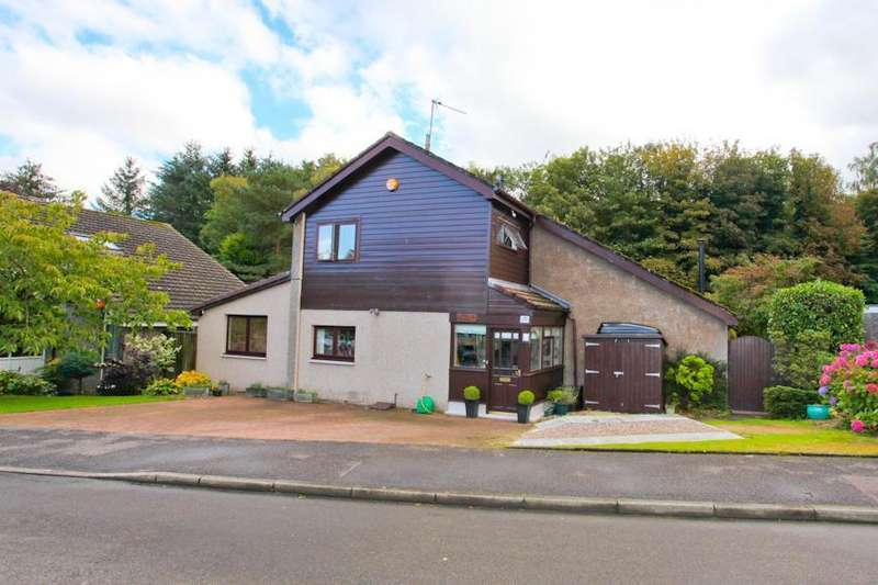 6 Bedrooms Detached House for sale in Braid Drive, Glenrothes