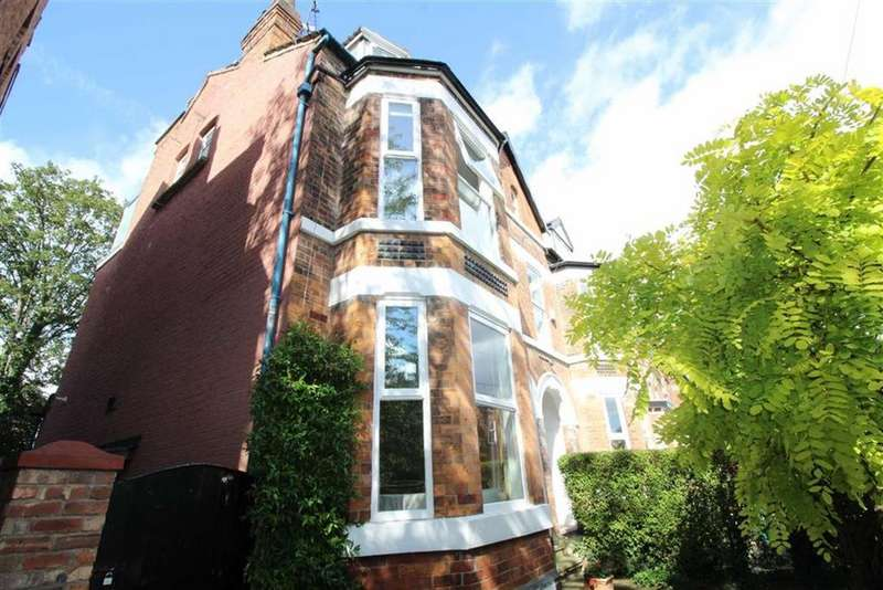 4 Bedrooms Semi Detached House for sale in Stockton Road, Chorlton