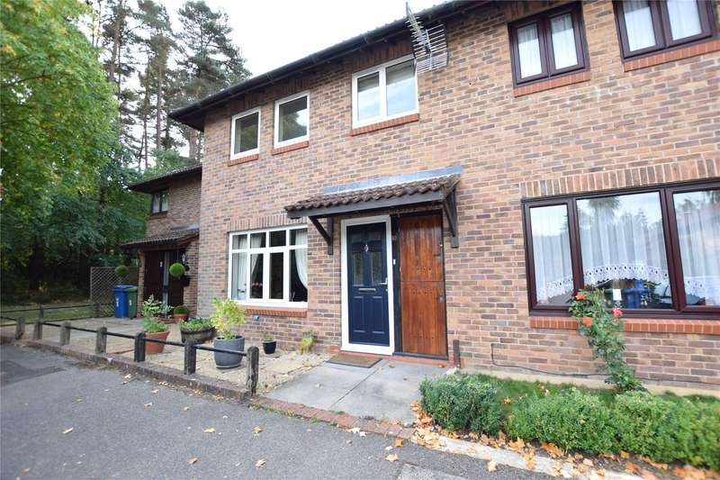 3 Bedrooms Terraced House for sale in Southwick Court, Bracknell, Berkshire, RG12