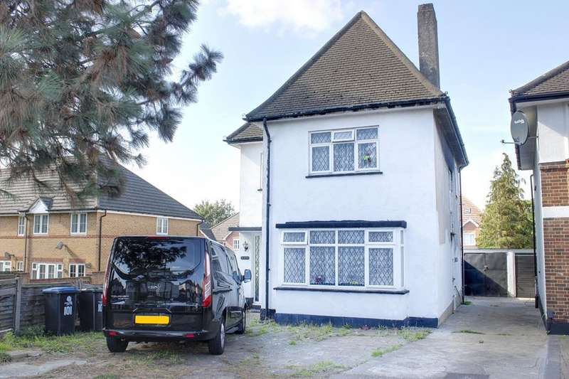 5 Bedrooms Detached House for sale in Chase Road, Southgate, London, N14