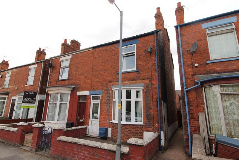 3 Bedrooms Semi Detached House for sale in Grey Street, Gainsborough DN21