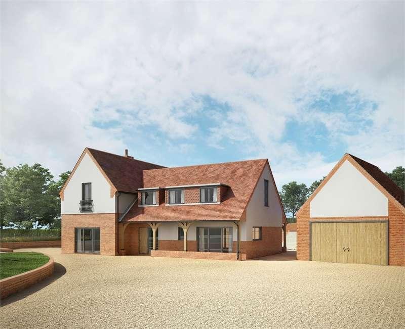 5 Bedrooms Detached House for sale in St Margarets, Great Gaddesden, Hertfordshire