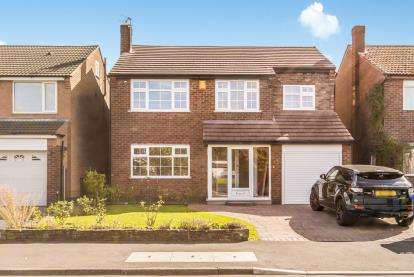5 Bedrooms Detached House for sale in Buckingham Road West, Heaton Moor, Stockport, Greater Manchester