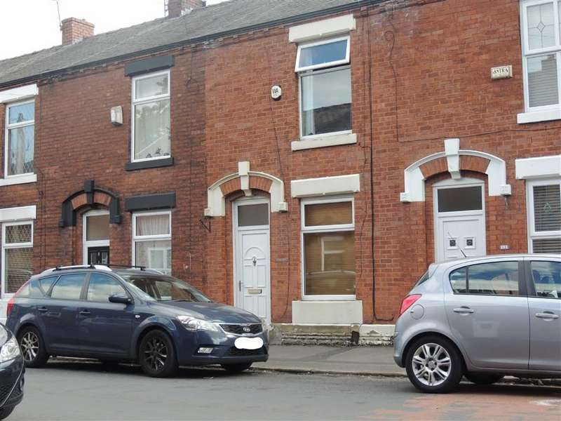 2 Bedrooms Terraced House for sale in Clarendon Street, Dukinfield