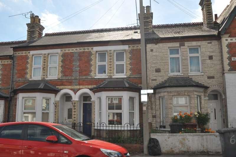 2 Bedrooms Terraced House for sale in Highgrove Street, Reading, Berkshire, RG1