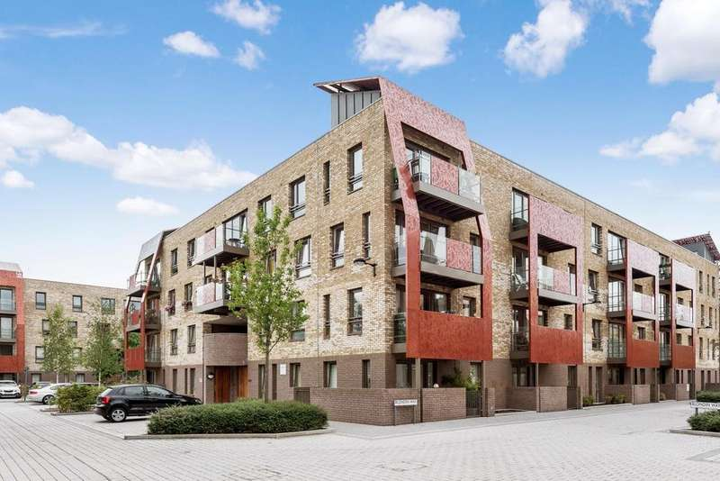 1 Bedroom Flat for sale in Blondin Way, Rotherhithe