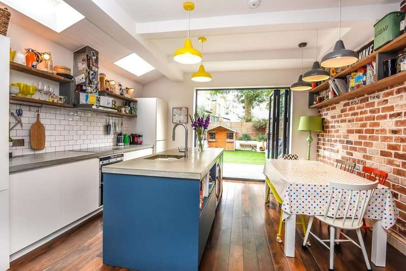 4 Bedrooms Terraced House for sale in Franciscan Road, Tooting