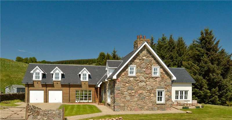 6 Bedrooms Detached House for sale in Meikle Logie, Dunkeld, Perth and Kinross, PH8