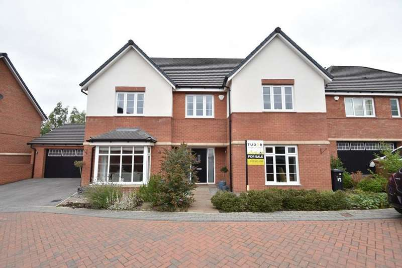 5 Bedrooms Detached House for sale in Harvest Close, Garforth