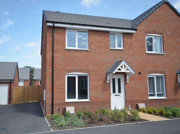 3 Bedrooms Semi Detached House for sale in Nearly new!