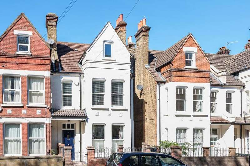 5 Bedrooms Semi Detached House for sale in Leigham Vale, Tulse Hill