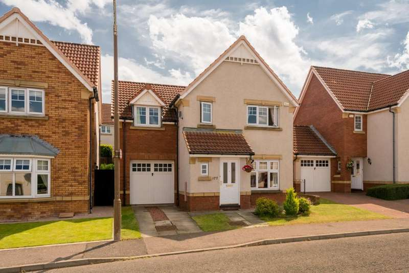 3 Bedrooms Detached House for sale in 177 The Murrays, Liberton, EH17 8UN