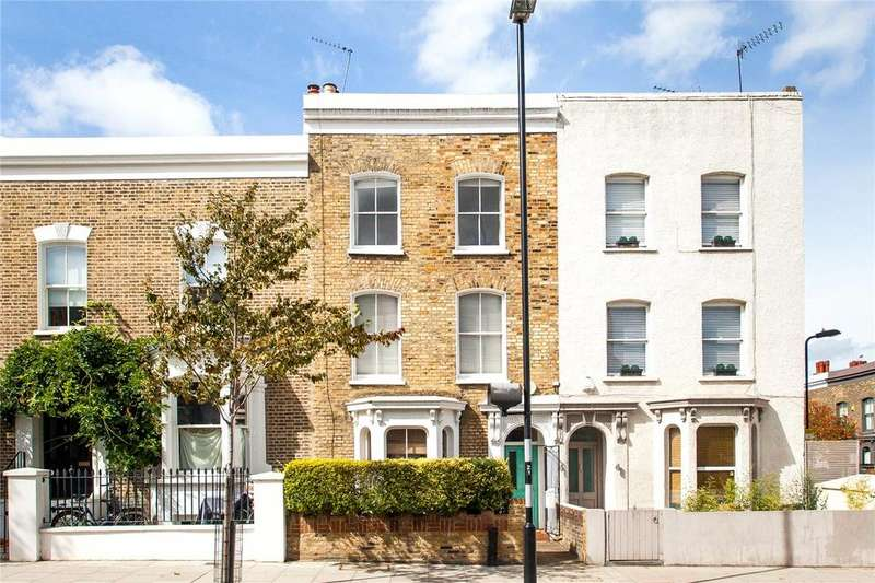 4 Bedrooms Terraced House for sale in Powerscroft Road, London, E5